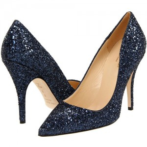 fbbc55617dec Kate Spade New York Licorice Too Pumps In Navy Glitter